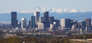 General Images of Skylines and Buildings in Denver
