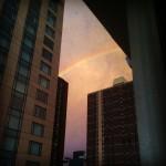 Mile High Rainbow